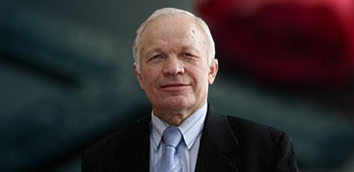 Ушел из жизни ученый, почетный гражданин Горно-Алтайска Виталий Полянский