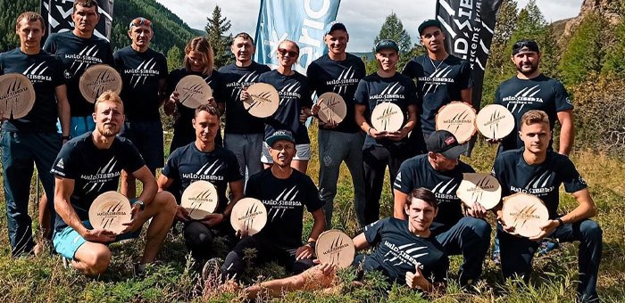 В Республике Алтай прошла «гонка железных людей»