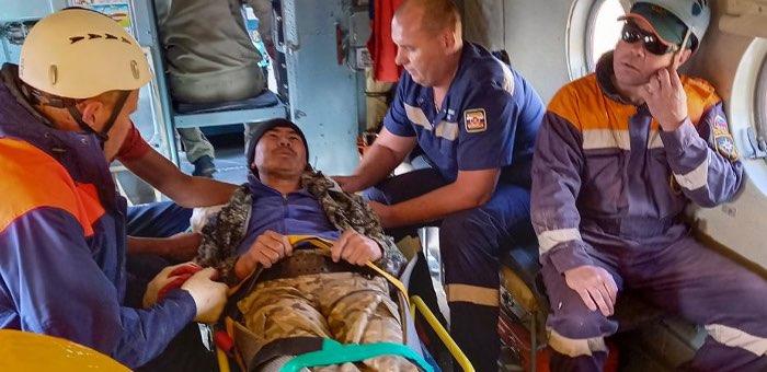 На туристическом маршруте к Белухе получил травму житель Республики Алтай