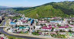 В Горно-Алтайске продолжается выполнение программы благоустройства дворовых территорий