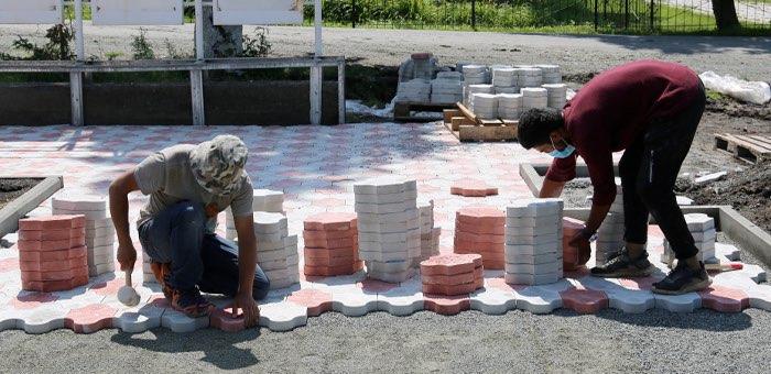 26 проектов благоустройства территорий реализуется в селах Республики Алтай