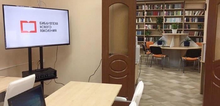 В Майминском районе откроется еще одна модельная библиотека