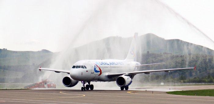 Пассажиропоток в горно-алтайском аэропорту восстановился после весеннего падения