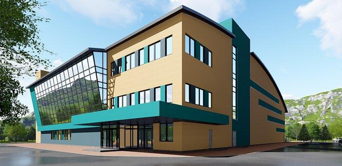 Физкультурно-оздоровительный комплекс построят в Горно-Алтайске