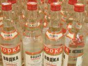 «Собирались выпить с товарищем»: 360 бутылок нелегальной водки нашли у жителя Маймы