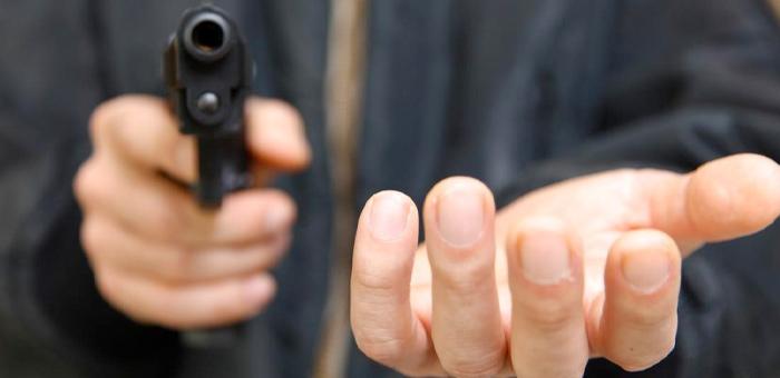«Гастролеры» напали на офис микрозаймов с игрушечным пистолетом