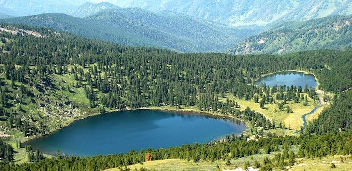 В районе Каракольских озер потерялись три туриста из Новосибирска