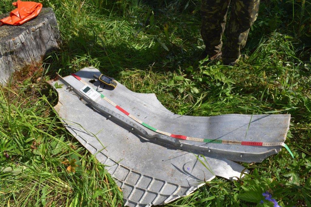 Три фрагмента ракеты «Протон-М» обнаружили после последнего запуска на Алтае