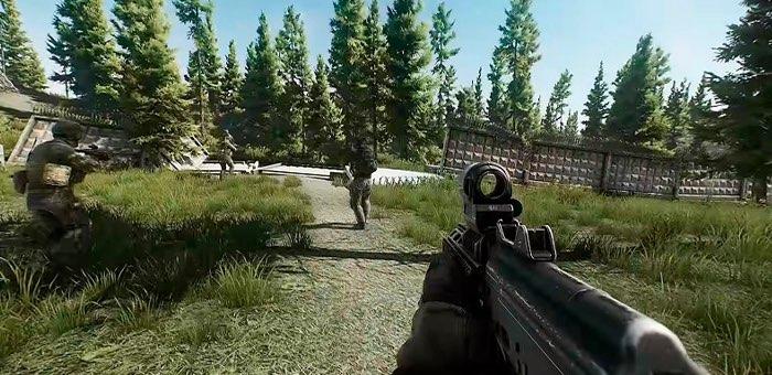 Российскую игру Escape from Tarkov оценили и зарубежные стримеры