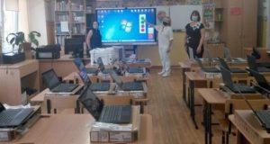 Сто школ и колледжей получили новейшее компьютерное оборудование