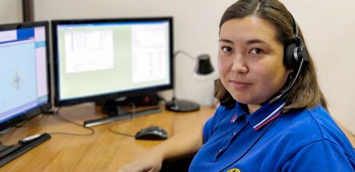 Горжусь своей профессией: интервью с оператором Системы-112