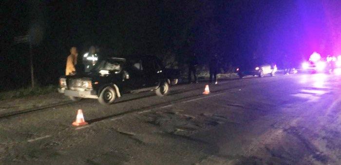 Подросток на автомобиле родителей сбил пешехода в Горно-Алтайске