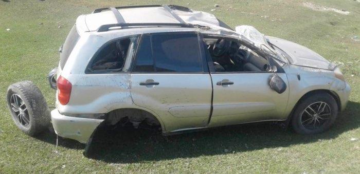 Женщина-водитель пострадала в ДТП из-за неисправного кроссовера