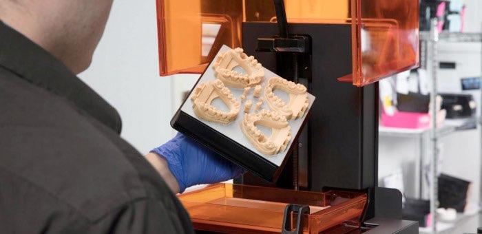 3D-принтер придет на помощь пациентам с зубочелюстными аномалиями