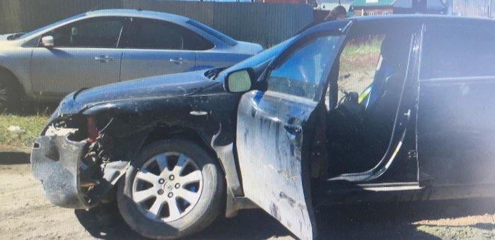 25-летние девушки на «Тойотах» столкнулись в Кош-Агаче