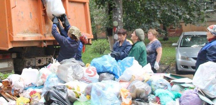 Договор с оператором по вывозу мусора «Континент» будет расторгнут