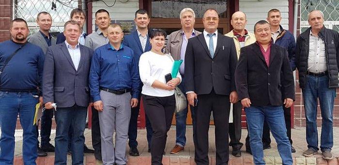 Александр Берсенев вновь избран главой Маймы