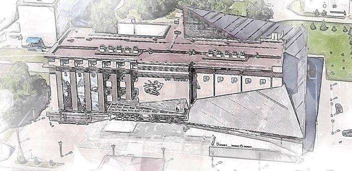 Национальный музей начинает работать с 23 сентября