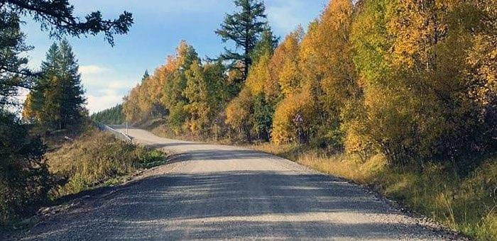 15 километров автодороги из Шебалино в Каспу привели в нормативное состояние