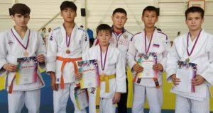 Спортсмены из Республики Алтай стали призерами соревнований по дзюдо