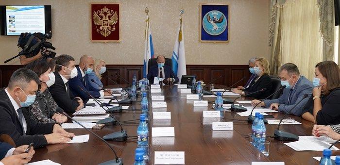 В правительстве прошли переговоры с «Газпромбанком»