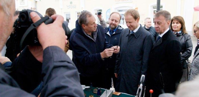 У губернатора Алтайского края выявлен коронавирус