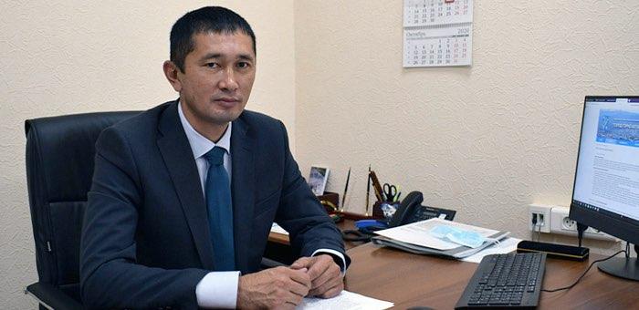 Айдар Елеков стал первым заместителем главы администрации Горно-Алтайска