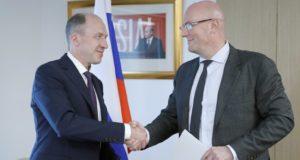 Олег Хорохордин обсудил с вице-премьером России дальнейшее развитие УТЦ «Семинский перевал»