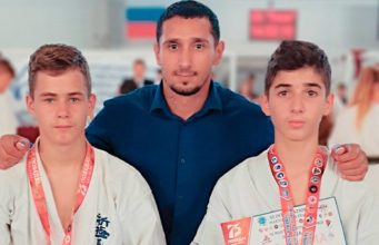 Воспитанники школы каратэ «Самурай» стали призерами соревнований в Барнауле