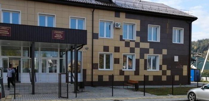 В Кызыл-Озеке врачебная амбулатория начала работать в новом здании