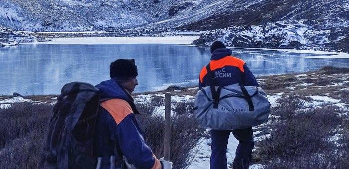Спасатели обнаружили и доставили в Горно-Алтайск тело утонувшего фотохудожника