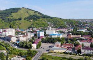 День города в Горно-Алтайске. Расписание мероприятий