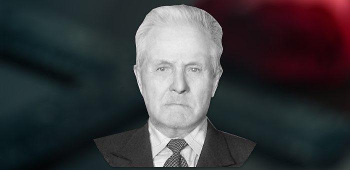 Ушел из жизни ветеран войны и труда Василий Ситников
