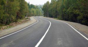 Завершился ремонт дороги от Дмитриевки до Турочака