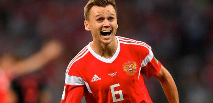 Денис Чернышев останется в «Валенсии»