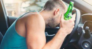 34-летний горожанин в седьмой раз попался на пьяном вождении