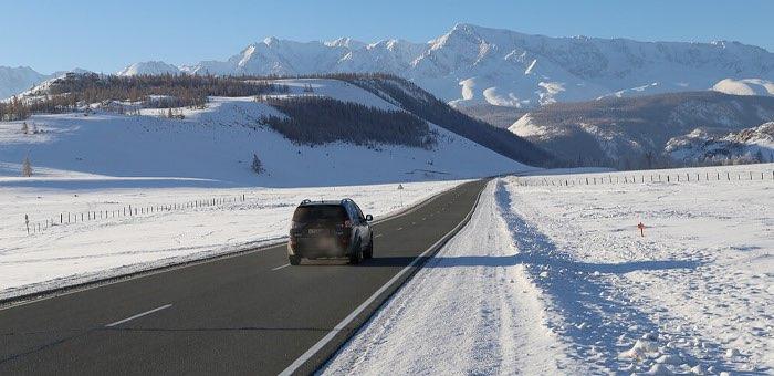 Федеральные дорожники в Республике Алтай перешли на зимний режим работы
