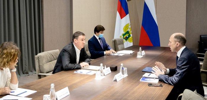 Глава республики встретился с министром сельского хозяйства России