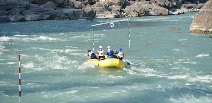 Горный Алтай готов провести чемпионат мира по рафтингу и гребному слалому