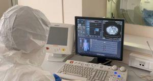 Для обследования «ковидных» пациентов планируется привлечь второй компьютерный томограф
