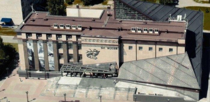 Национальный музей будет работать только по выходным