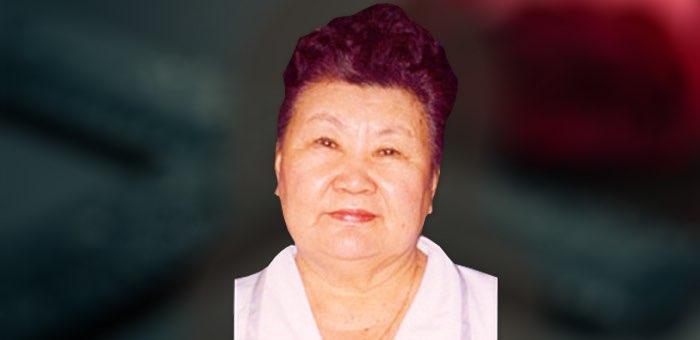 Ушла из жизни почетный гражданин Горно-Алтайска Тамара Кудирмекова