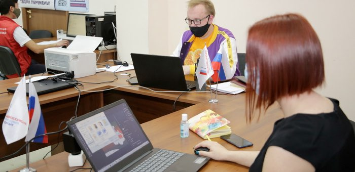 Волонтерский штаб по оказанию помощи пожилым людям возобновил свою работу