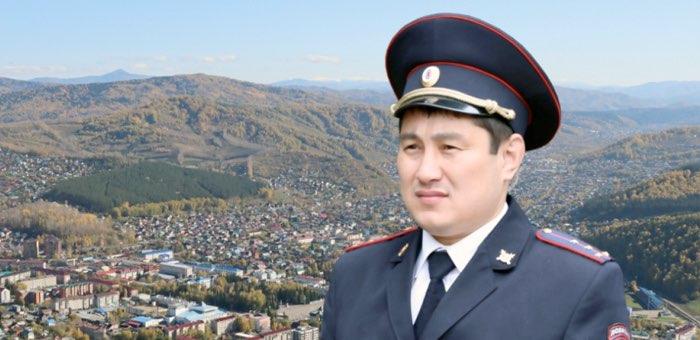 «Народным участковым» Республики Алтай стал Эрчим Емегенов