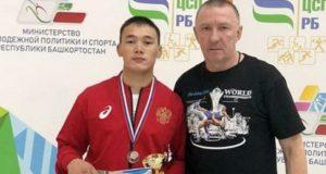 Спортсмен из Горно-Алтайска стал призером Кубка России по греко-римской борьбе