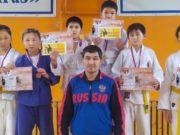 Дзюдоисты из Горного Алтая успешно выступили на межрегиональном турнире