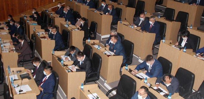 Госсобрание определилось со своими представителями в Общественной палате