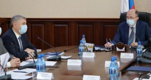 Олег Хорохордин: Работа по снижению тарифов на электроэнергию продолжается