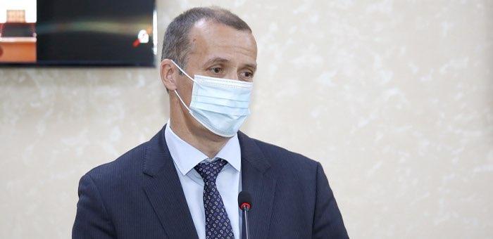 Руководителем Центра развития Республики Алтай назначен Михаил Грудинин