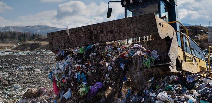 Эксперты подсчитали объемы мусора в Республике Алтай